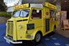 オアシス21に期間限定オープンした「Good in Tea Car」 写真を拡大