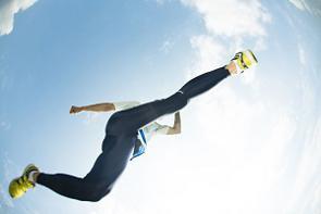 中国メディアは、日本の陸上競技界において、男子走り幅跳びでこれまでの記録を大きく上回る日本記録が出現したと報じた。(イメージ写真提供:123RF)