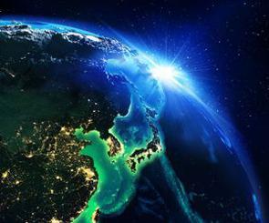 人口衛星が夜の時間帯に撮影した国土写真にどれだけの「光」が写っているかを見れば、国の経済発展のレベルを推し量ることができるだろう。中国メディアは、人口衛星が撮影した夜の日本、韓国、中国の写真を比較する記事を掲載した。(イメージ写真提供:123RF)