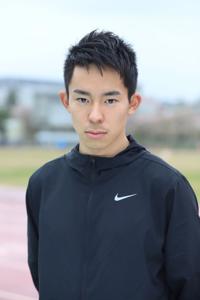 オリンピック代表を目指す決意を語ってくれた真野悠太郎選手